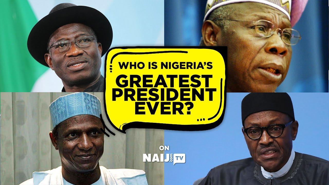 Nigeria News 2018: Who is Nigeria's Greatest President Ever? | Legit TV
