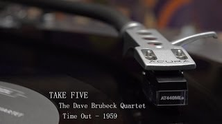 The Dave Brubeck Quartet TAKE FIVE vinyl.mp3