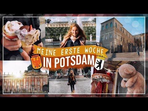 POTSDAM: Meine erste Woche in 120 Sekunden // JustSayEleanor ♡ (Sanssouci, Berlin, Babelsberg)