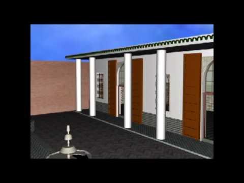 Monument historique 3D