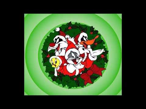 Looney Tunes Kwazy Christmas Over the river and through the woods opening