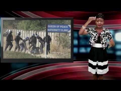 Anti-Mugabe Protests Rock Zimbabwe; Police Beat Protesters Mercilessly