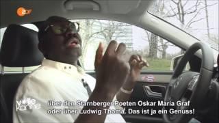 Der berühmteste Taxifahrer Münchens kommt aus dem Senegal