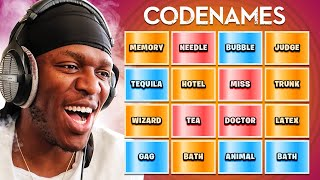 THE SIDEMEN PLAY CODENAMES!