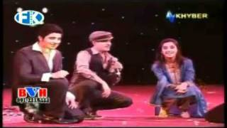 SONG 8-MAMA DEY-PASHTO DUBAI SHOW SONGS OF RAHIM SHAH AND NAZIA IQBAL 2010
