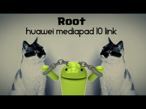 ¿Cómo rootear tú dispositivo de Huawei? (Mediapad 10 link) (Solución de Binarios SuperSu)
