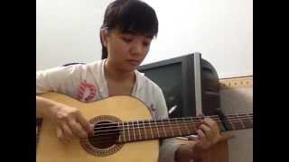 Tuổi học trò - Guitar cover - Khánh Vy