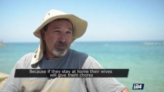 BRIEF ENCOUNTERS | The Secret Joys Of The Jaffa Port Fishermen | 1 of 2