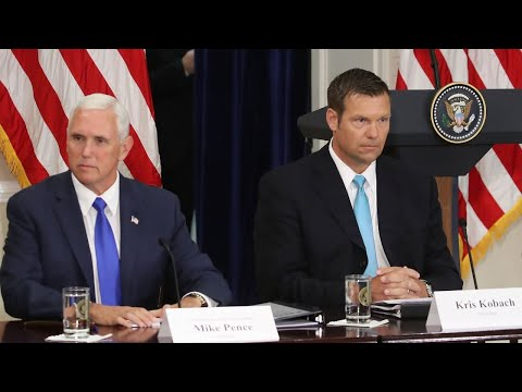 Trump ends commission on voter integrity