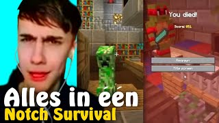 Dutchtuber Notch Survival Alles In Een Deel 2!