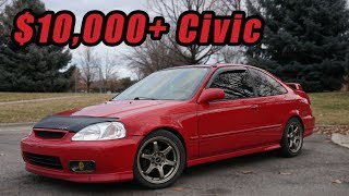 Why Is the EM1 Civic Si Worth $10,000 +?