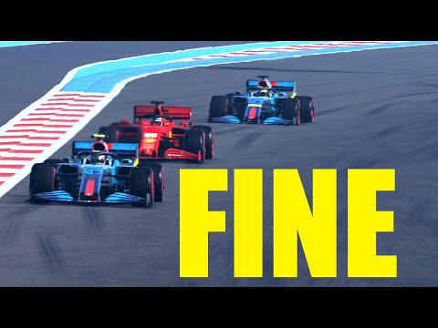 F1 2020: ULTIMA GARA con RISVOLTO INASPETTATO