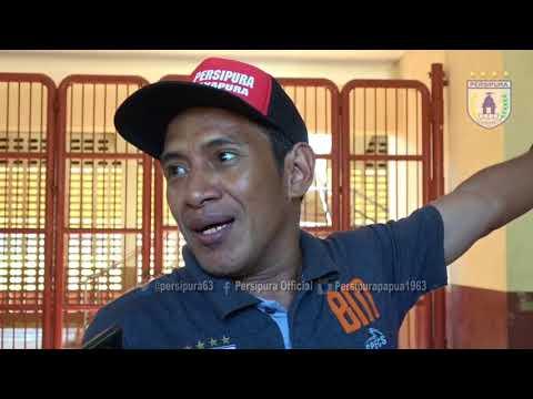 Terkait tuntutan klub kepada PT.LIB, Media Officer Persipura Bento Madubun angkat Bicara