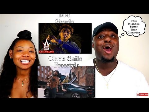 Chris Sails - Media Freestyle (Official Music Video Reaction)