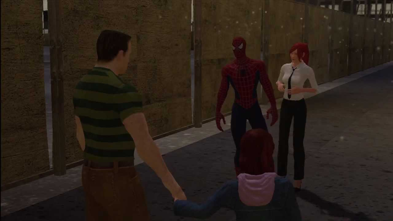 Spider-Man 3: Walkthrough Part 53 (Final Battle / Ending) [1080 HD]