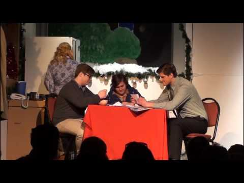 A Christmas Story - NQAT 2014 Christmas Dinner Theatre - Full