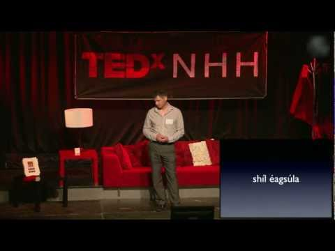 Who am I? What are my multiple personas in an on-line digital world?: Noel Davidson at TEDxNHH