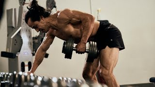 BUILD A BIGGER BACK: HOW To Properly ROW For Your Lats (Ft. Alberto Nunez)
