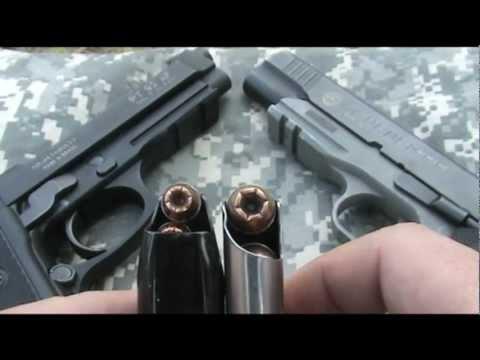 9mm Versus.45 ACP