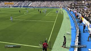 FIFA 14 | GAMEPLAY | Real Madrid vs Manchester City | [ESPAÑOL] PC
