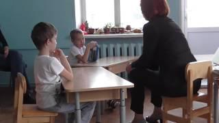 Занятие по обучению грамоте детей 5 лет