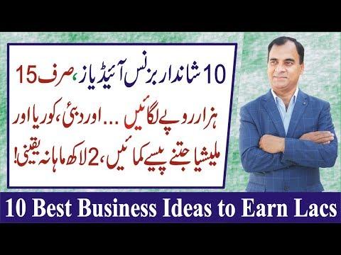 Business Ideas in