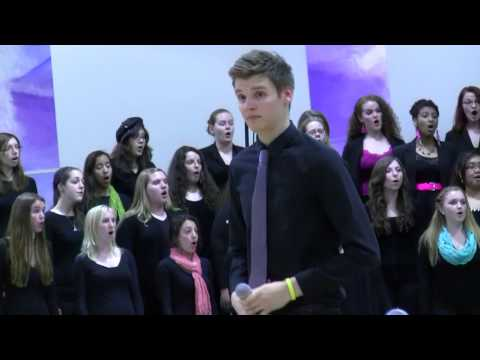 Bohemian rhapsody by high school choir (REALLY EPIC)