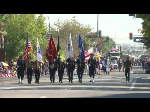 2016 Bakersfield Veterans Day Parade