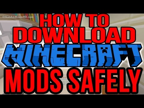 How To Download Mods Safely : Without Getting A Virus : NOT Click Bait!