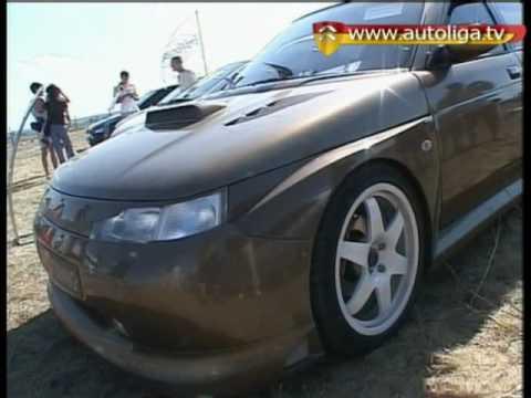 видео: Ваз 2110 тюнинг Автоэкзотика (autoliga.tv)
