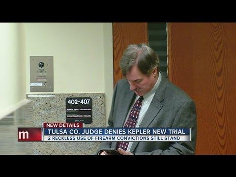 Judge Denies Kepler New Trial
