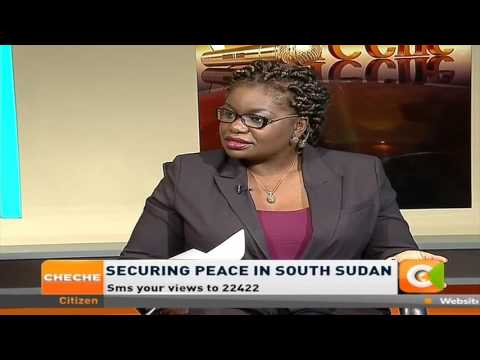 Cheche: Securing peace in South Sudan (part 1)