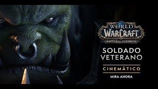 Cinemático: Soldado Veterano