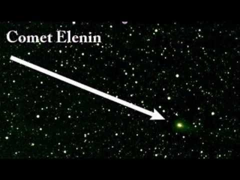 Comet Elenin Obama top secrets - YouTube