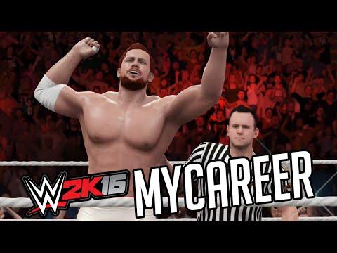 MOVING ON UP (WWE 2K16 MyCareer Part 62)