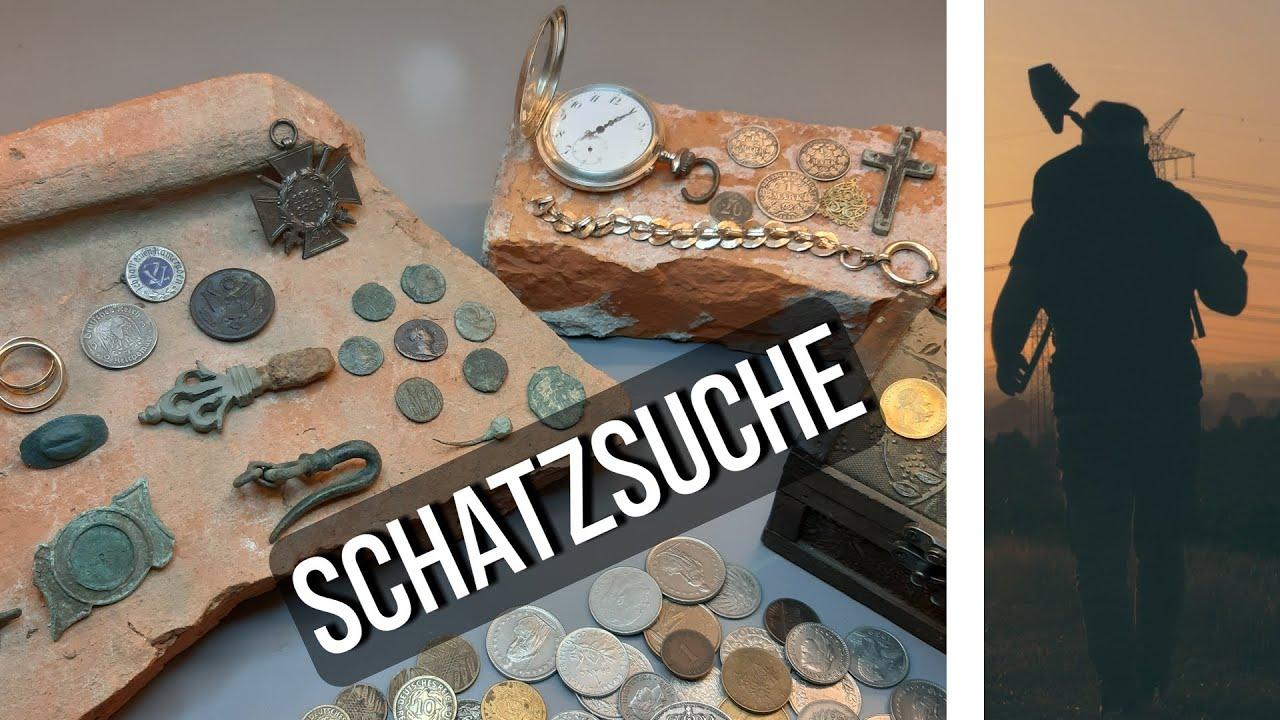 FASZINATION SCHATZSUCHE - 4 leidenschaftliche Sucher erklären das Hobby Schatzsuche