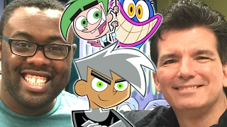 BUTCH HARTMAN Interview & Drawing Challenge (Danny Phantom, Fairly OddParents)