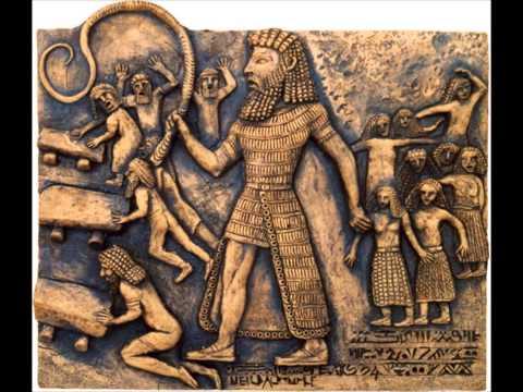 ASMR Whisper Reading #5: Gilgamesh ProIogue & Tablet I