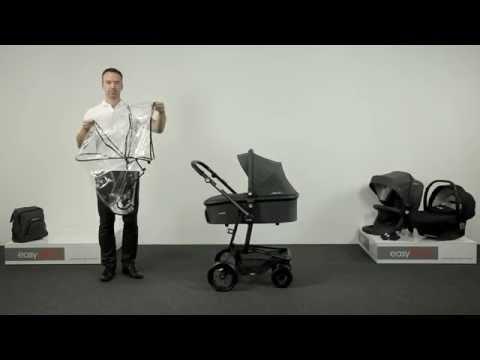 Видео обзор детской коляски EasyGo Soul