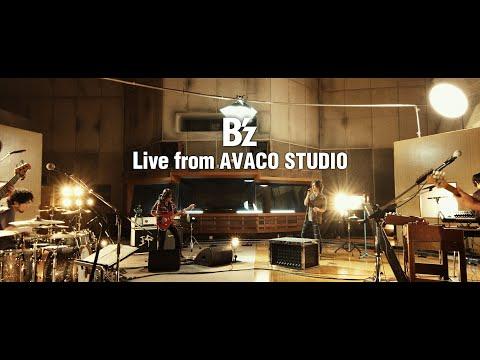 B'z Live from AVACO STUDIO