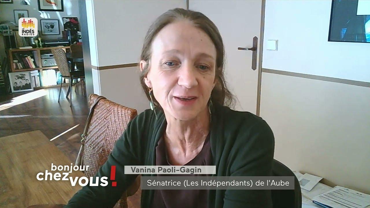 """Public Sénat - Vanina Paoli-Gagin : """"Le club des territoires"""""""