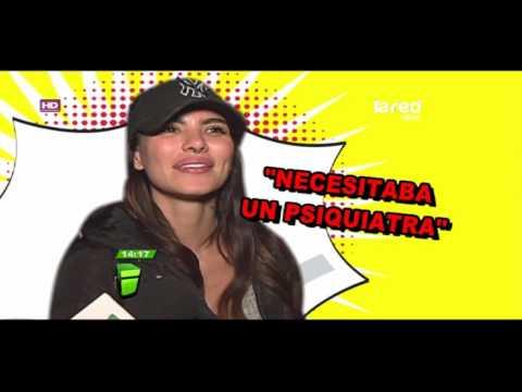 Angie Jibaja reaparece tras su paso por 'Doble Tentación' y su ruptura con Felipe Lasso