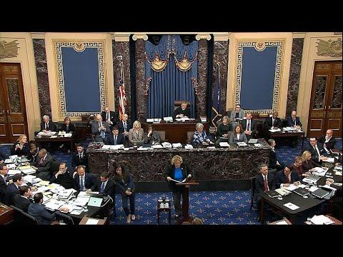 В Сенате США