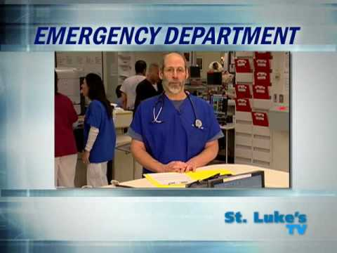 Why go to the Emergency Room at St. Luke\'s Hospital, NYC? Dr. Dan ...