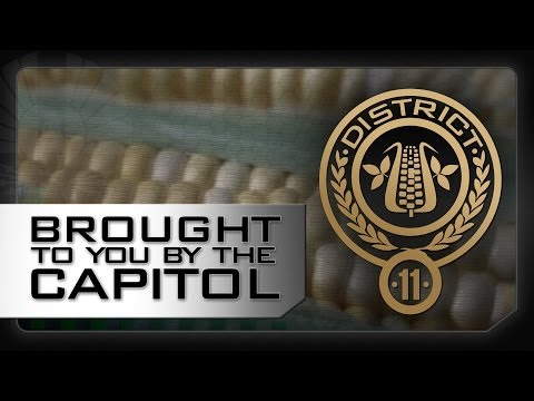 DISTRICT 11 - A Message From The Capitol - The Hunger Games: Catching Fire (2013)