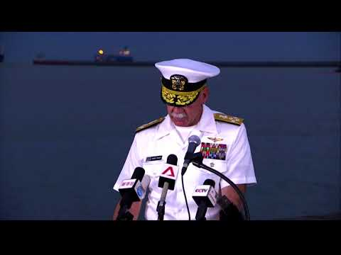 Bodies recovered following USS John S. McCain collision