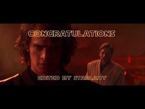 STAR WARS // Congratulations