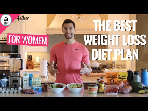 The Best Weight Loss Diet Plan for Women