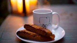 Homemade Christmas Gift, Dessert: Gingerbread Biscotti Recipe