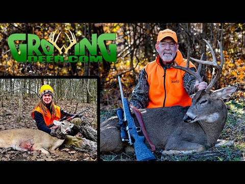Buck Down! Food Plot Design Is Key! (Deer Season 2019) (#525)